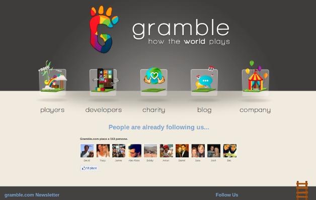 ソーシャルゲームで社会に貢献しよう! チャリティ専門ソーシャルゲームプラットフォーム「Gramble」がオープンβテストを開始