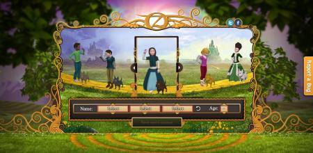 映画製作会社のサマータイム、アニメ映画「Regends of Oz: Dorothy's Return」の仮想空間をオープン2