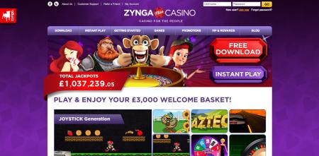 Zynga、イギリスにてリアルマネーを賭けて遊べるギャンブル・ソーシャルゲーム「ZyngaPlusPoker」と「ZyngaPlusCasino」をリリース!2