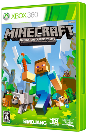 MinecraftのXbox 360版「Minecraft: Xbox 360 Edition」、6/6にパッケージ版発売決定!