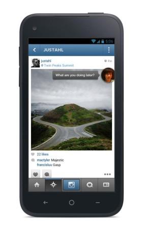 Facebook、独自のスマホ向けホームアプリ「Facebook Home」を4/12にリリース プリインストールされた端末もAT&Tより発売3