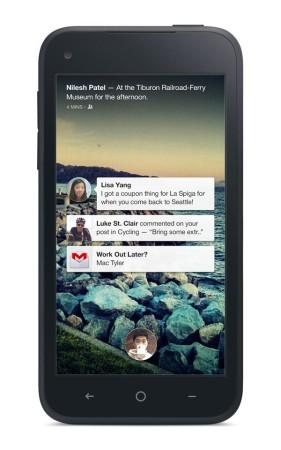 Facebook、独自のスマホ向けホームアプリ「Facebook Home」を4/12にリリース プリインストールされた端末もAT&Tより発売4