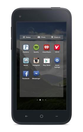 Facebook、独自のスマホ向けホームアプリ「Facebook Home」を4/12にリリース プリインストールされた端末もAT&Tより発売5