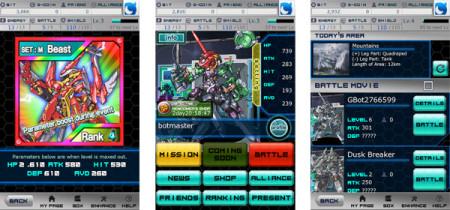 KLab、欧米版Mobageにて日本テイストのロボットバトルゲーム「GIGABOT WARS」を提供開始2