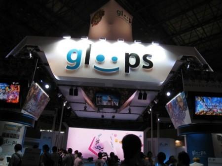 【TGS2012レポート】初の大型ブース出展のgloops---その豪華絢爛なステージをレポート!1