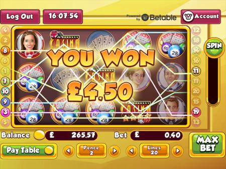 Digital Chocolateもリアルマネーを賭けられるiOS向けギャンブル・ソーシャルゲーム「Slots! Pocket UK」を提供開始!2