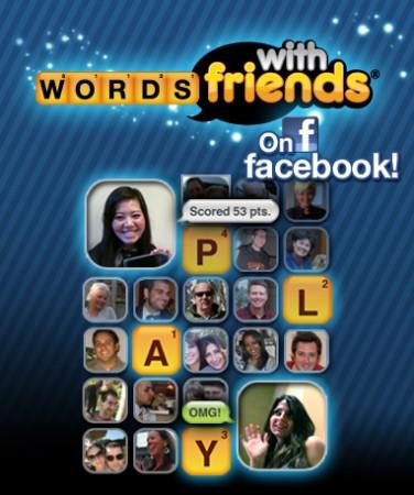 逆輸入?Zyngaがスマホアプリ「Words With Friends」のFacebook版をリリース1