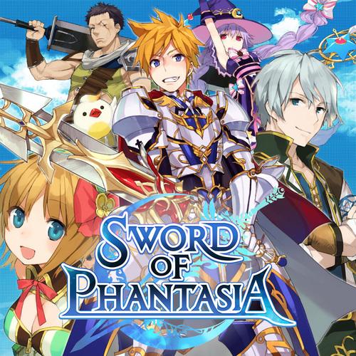 ポケラボ、iOS向けリアルタイムRPG 「SWORD OF PHANTASIA」をリリース! テーマ曲を担当する「ONE☆DRAFT」ともコラボ!1