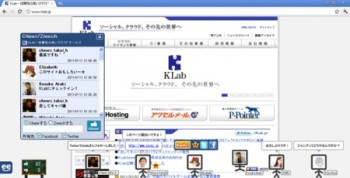 KLab、アバターサービス「Cheerz」の日本語版も公開