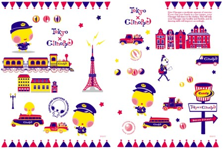 GREEのソーシャルゲーム「踊り子クリノッペ」の期間限定ショップが東京駅と新宿マルイワンに登場! 4/27より順次開店2