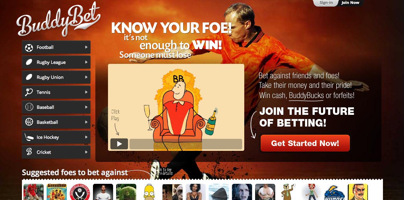 スポーツ賭博サービスのBuddyBet、300万ドル資金調達