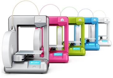 クールなデスクトップ3Dプリンタ「CubeX」が日本で発売決定!3