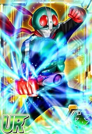 バンダイナムコゲームスのカードバトルゲーム「仮面ライダーウォーズ」、200万ユーザー突破!2
