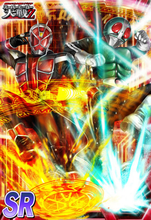 バンダイナムコゲームスのカードバトルゲーム「仮面ライダーウォーズ」、200万ユーザー突破!4