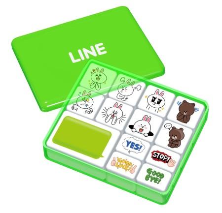 LINEが子供向けの玩具にも進出! タカラトミー、LINEの玩具シリーズを5月より順次発売5