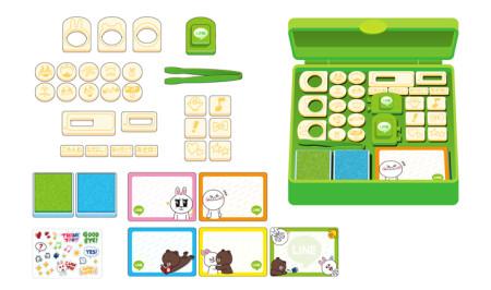 LINEが子供向けの玩具にも進出! タカラトミー、LINEの玩具シリーズを5月より順次発売6