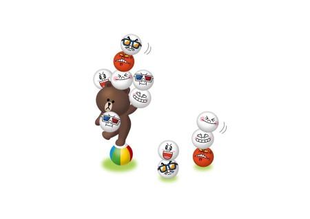 LINEが子供向けの玩具にも進出! タカラトミー、LINEの玩具シリーズを5月より順次発売9
