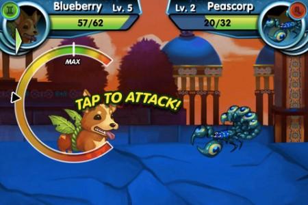 Gaia Online、iOSアプリ開発にも参入 ソーシャルゲーム「Monster Galaxy」のiPhone版をリリース