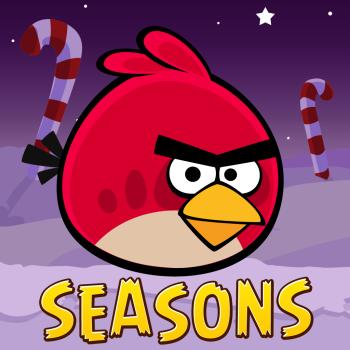 ゲームアプリ「Angry Birds」、Nokiaのスマートフォン向けアプリに