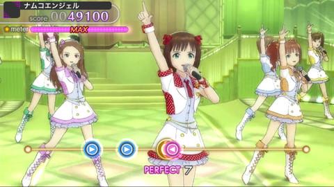 PSP版より高解像度! バンダイナムコゲームス、「アイドルマスター シャイニーフェスタ」のiOS版をリリース1
