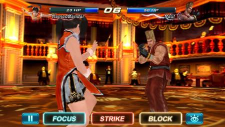 バンダイナムコゲームス欧州支社、「鉄拳」シリーズのスマホ向けタイトル「Tekken Card Tournament」をリリース1