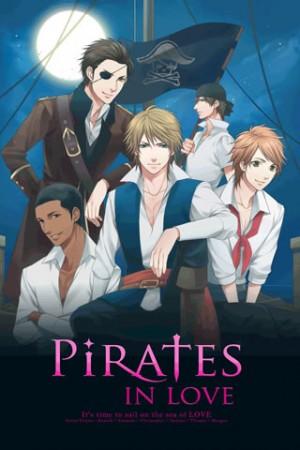 ボルテージの乙女ゲームが海外進出 恋愛ゲーム「恋に落ちた海賊王」の英語版「PIRATES IN LOVE」をスマートフォン向けに提供