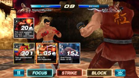 バンダイナムコゲームス欧州支社、「鉄拳」シリーズのスマホ向けタイトル「Tekken Card Tournament」をリリース2