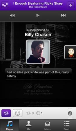 音楽共有サービスのTurntable、iOS向けのソーシャルミュージックアプリ「Piki」をリリース2
