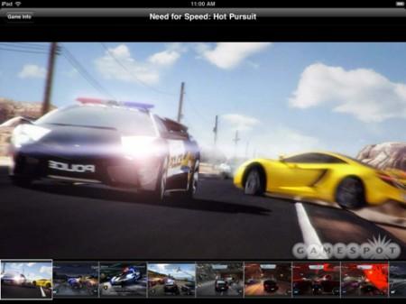 ゲーム情報サイト「GameSpot」、iPadアプリをリリース