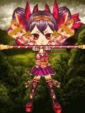 ソーシャルゲーム「みんなと 鬼武者 カードマスター」とMobageアバターがコラボ! キャラクターの服飾アイテムを販売1