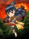 ソーシャルゲーム「みんなと 鬼武者 カードマスター」とMobageアバターがコラボ! キャラクターの服飾アイテムを販売2