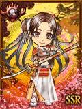 ソーシャルゲーム「みんなと 鬼武者 カードマスター」とMobageアバターがコラボ! キャラクターの服飾アイテムを販売3