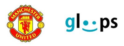 gloops、英名門サッカーチームのマンチェスター・ユナイテッドとパートナーシップ契約を締結!