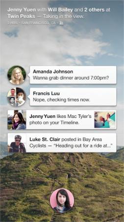 Facebook、本日よりホームアプリ「Facebook Home」を提供開始2