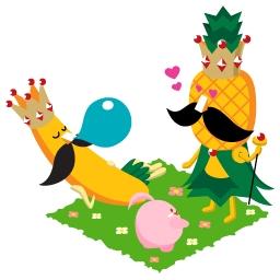 ソーシャル農園シミュレーションゲーム「ハッピーベジフル」、「甘熟王バナナ」のスミフルとタイアップキャンペーンを実施3