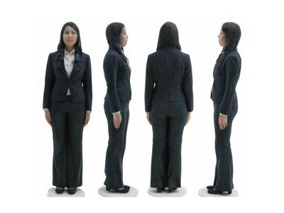 アイクシムクラフト、法人向け3Dフィギュア作成サービス「Class-executive」を提供開始2