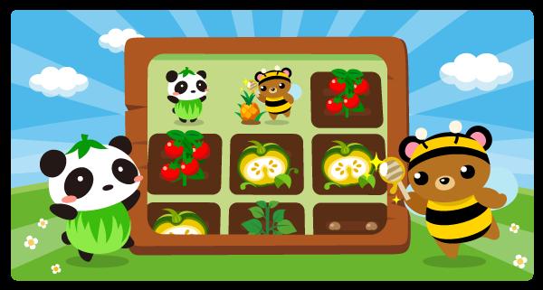 ドリコムのソーシャルゲーム「ちょこっとファーム」、食品宅配サービス「Oisix」とコラボ!1