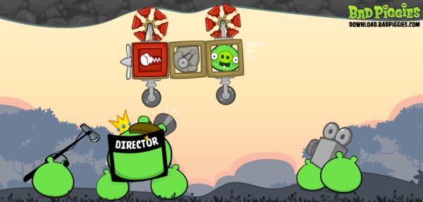 これもまたフィンランドコラボ---Rovioのスマホ向けゲーム「Bad Piggies」とフィンランド発のスマホゲーム専用動画共有サイト「Everyplay」がコラボ!1