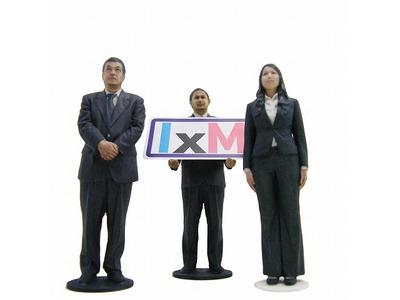 アイクシムクラフト、法人向け3Dフィギュア作成サービス「Class-executive」を提供開始1