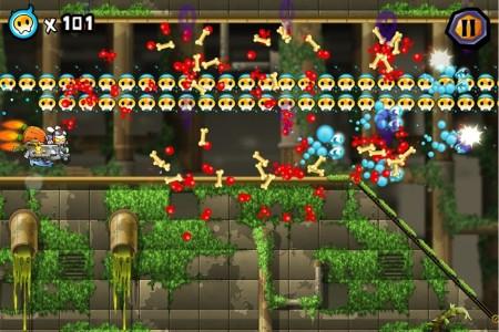 セガネットワークス、PS3/Xbox 360向けタイトル「地獄だい好き Hell Yeah!」のスマホ版「Hell Yeah! Pocket Inferno」をリリース!3