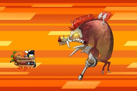 セガネットワークス、PS3/Xbox 360向けタイトル「地獄だい好き Hell Yeah!」のスマホ版「Hell Yeah! Pocket Inferno」をリリース!4
