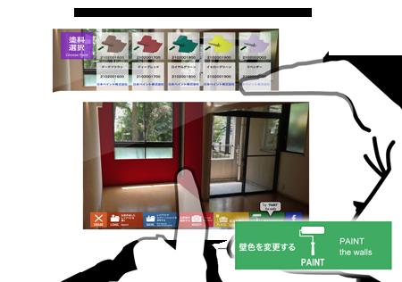 イーフロンティア、6月より家具の試し置きARアプリ「3D プランナー」を使った実証実験を開始3