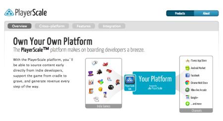 ゲームにも参入! 米Yahoo、ゲーム向けクロスプラットフォーム対応ソフトを開発するPlayerScaleを買収
