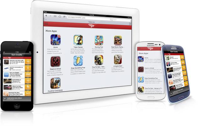 カカオトーク、米モバイル広告プラットフォームのTapjoyと業務提携