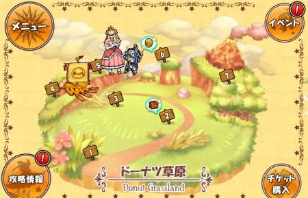 Go!Go!Go! ガンホーのスマホ向けアクションパズルRPG「ケリ姫スイーツ」、555万ダウンロード突破!2