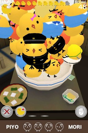 Gam.eBB、スマホ向け人気パズルゲーム「ぴよ盛り」の後継タイトル「もっと!ぴよ盛り」をリリース! フォトコンテストも開催2