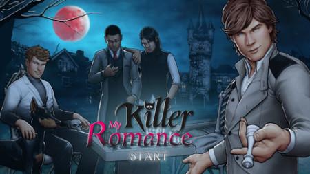 """ボルテージ、北米市場向けのスマホ向け""""恋ゲーム""""第6弾「My Killer Romance」をリリース!1"""