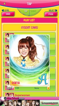 dooub、韓国の女性ボーカルユニット「Orange Caramel」のiOS向けリズムゲーム「Orange Caramel シェイク」をリリース2