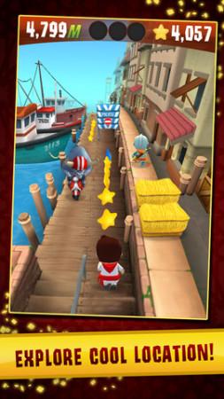 Zynga、スペインの牛追い祭を題材としたiOS向けアクションゲーム「Running with Friends」をグローバル展開2