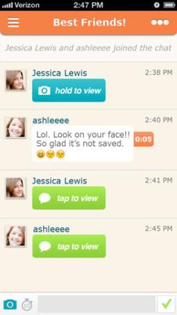 米スタートアップのMeh Labs、iOS向けメッセージングアプリ「Blink」をリリース2